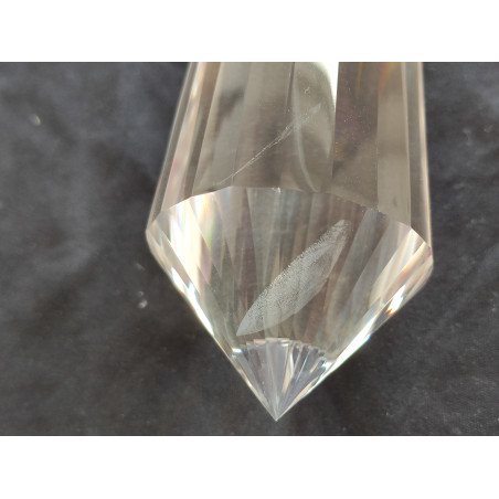 St. Germain 7 Gate Phi Crystal