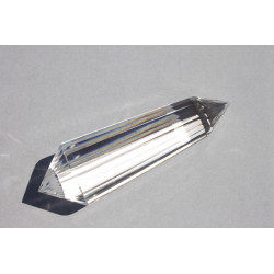 7 Gates Rose-Quartz Phi-Crystal