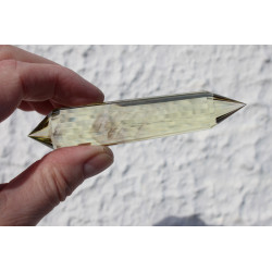 Augustus Rose-Quartz Phi-Crystal