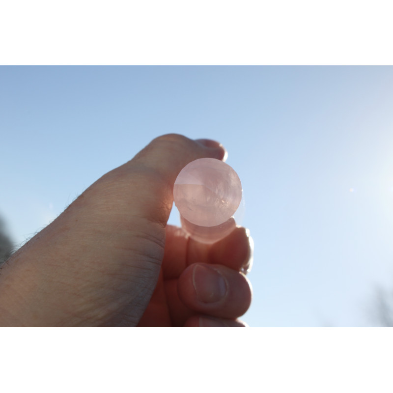 Pharaoh Smoky Quartz 13 Facet Phi Crystal