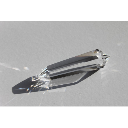 Deep Trance & Meditation 13 Facet Phi Crystal
