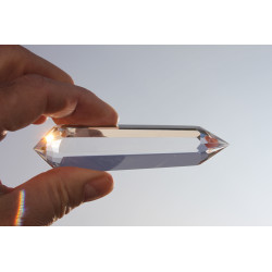 Unicorn Adelaide Clear Quartz Crystal