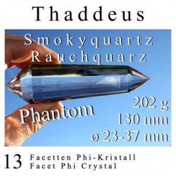 Omega 24 facets Phi crystal...