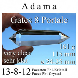 Anugamma 8 Gate Phi Crystal