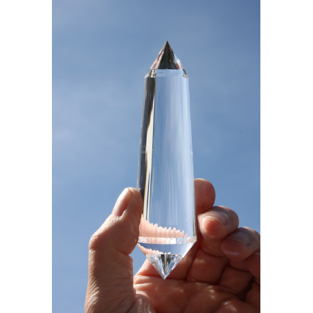 Peacemaker 8 Gate Phi Crystal