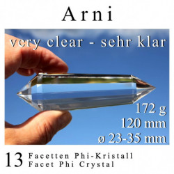 Ashtranus Phi-Kristall mit...