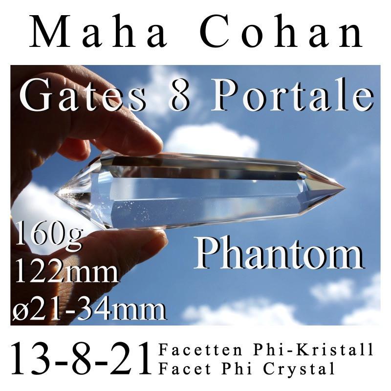 Ashtaran 8 Portale Phi-Kristall