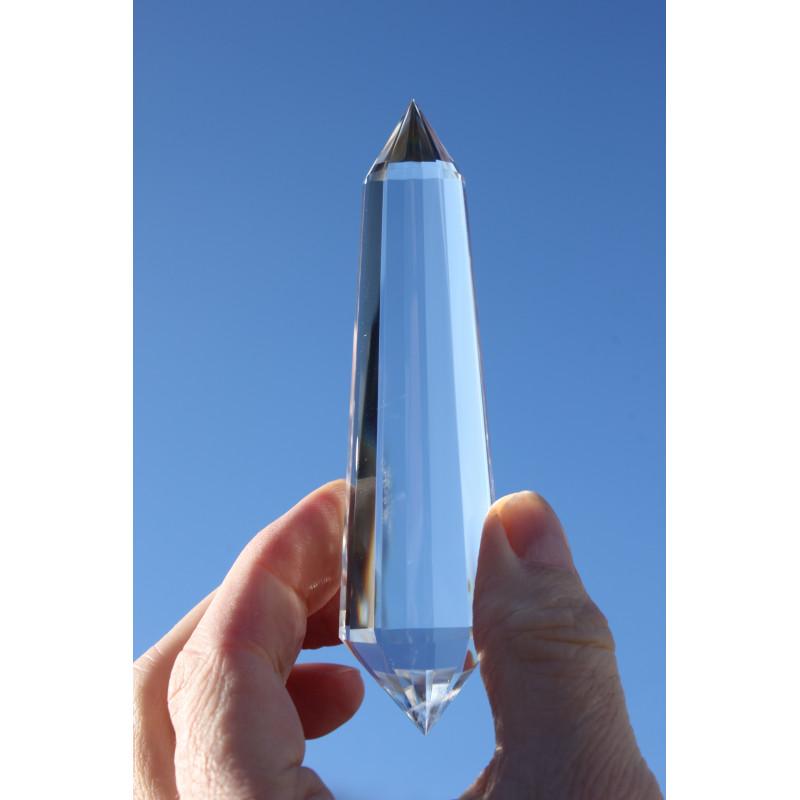 Self-awareness144 Facet Phi Crystal Melek Metatron
