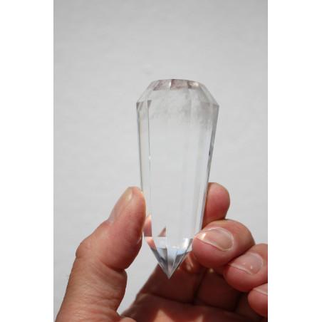 Chamuel 13 Facetten Phi-Kristall