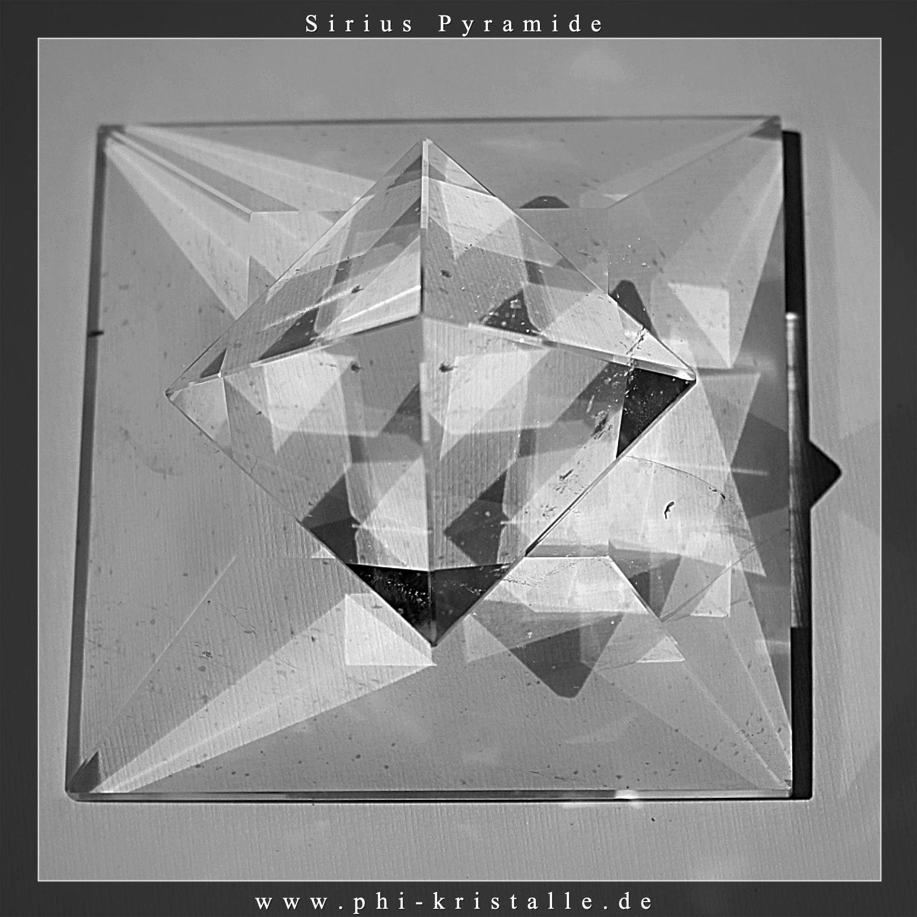 Sirius Pyramide