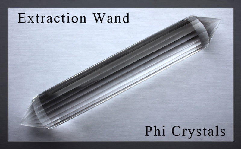 Extraction Phi Crystals