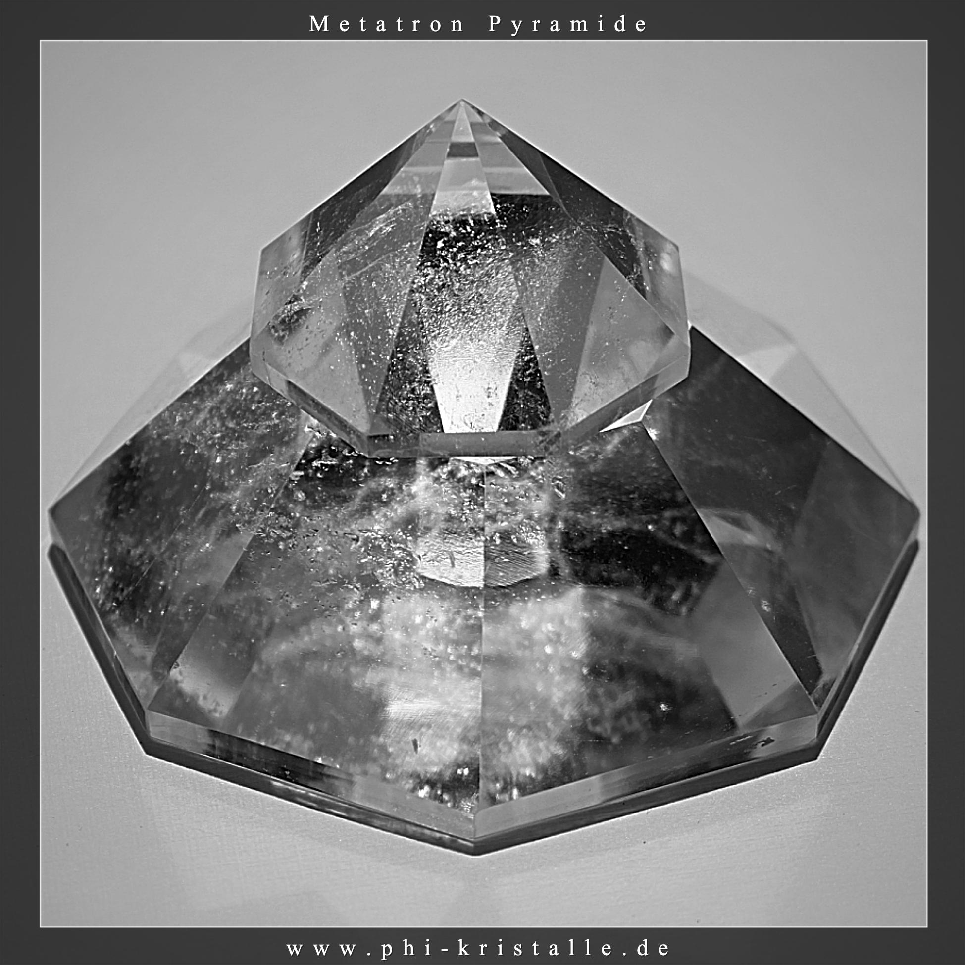 Metatron Pyramide