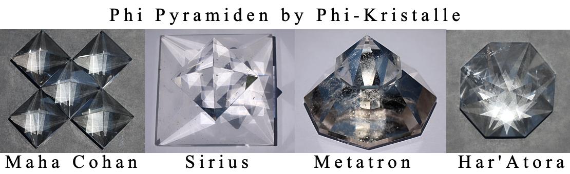Phi Pyramiden