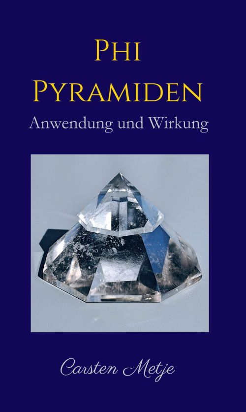 Phi Pyramiden Buch - inklusive